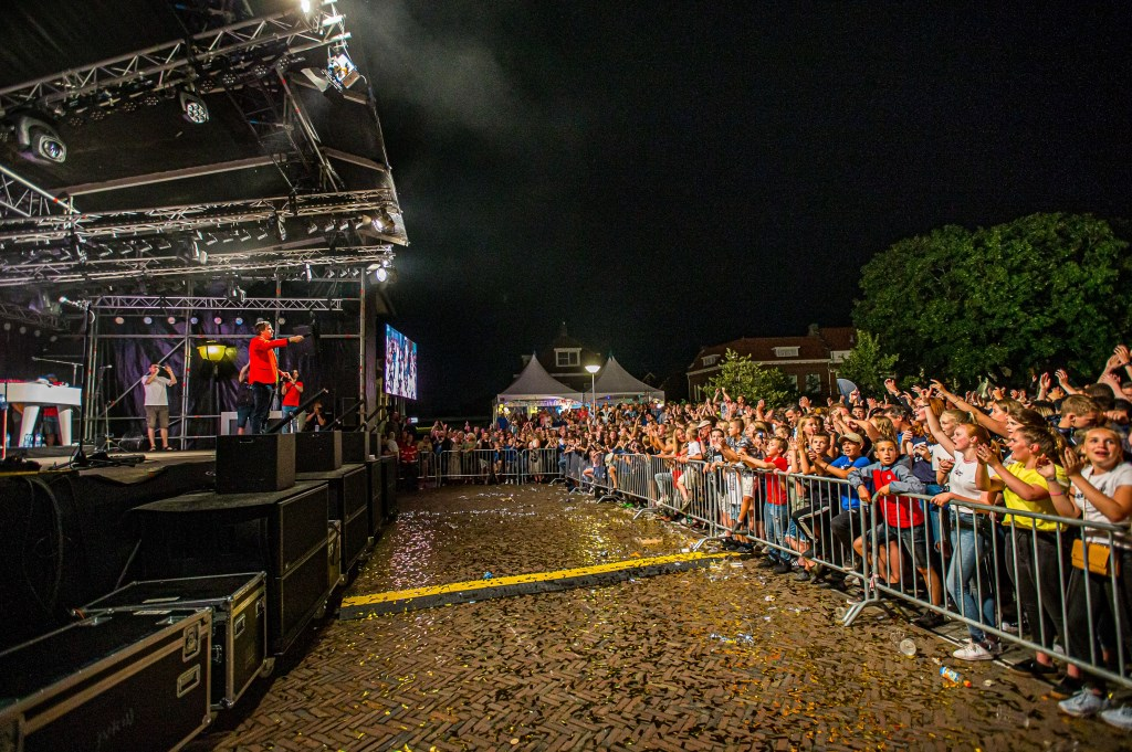 SLIEDRECHT , 28-6-2019 , Baggerfestival 2019