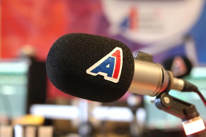 Microfoon A1 Radio