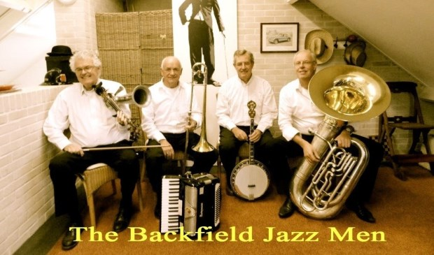 The Backfield Jazz Men