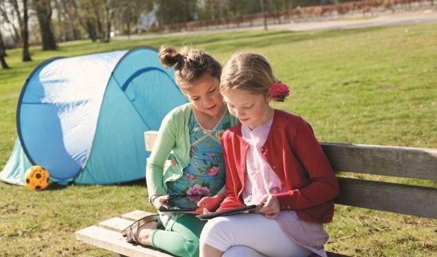 Deze zomer kunnen kinderen meedoen met de Zomerbingo in de bibliotheek.