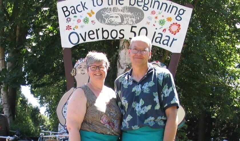 De jongste zoon Nico heeft het bedrijf overgenomen en runt het samen met zijn vrouw Anita