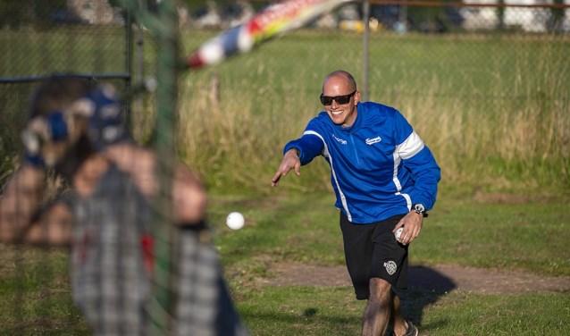Stefan Vessies is de nieuwe hoofdcoach van Golden League-team Terrasvogels.