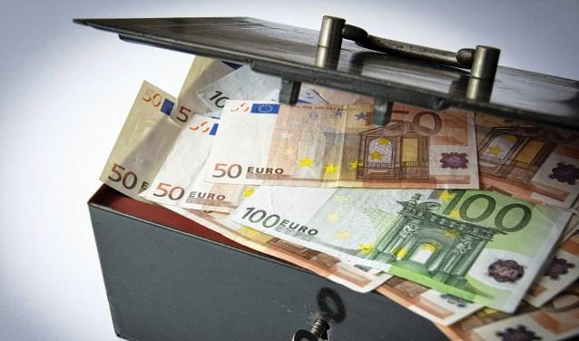 Geen bezuiniging, maar extra investering van 160.000 euro in personeelskosten.