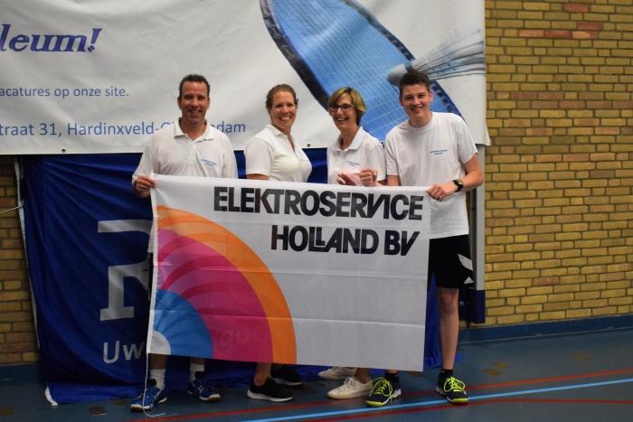 2e Prijs Elektroservice Holland Emily Koning © BDU media