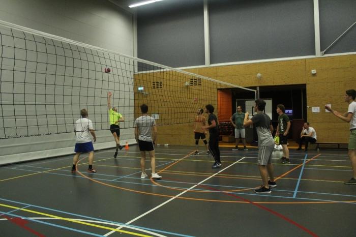 Volleybaltoernooi SGPJ Merwestreek