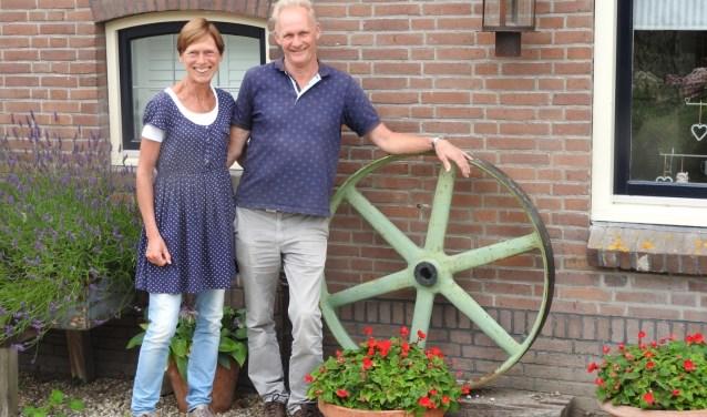 Janske en Wim Stol runnen de B&B Lots4U aan de Goilberdingerdijk in Culemborg.