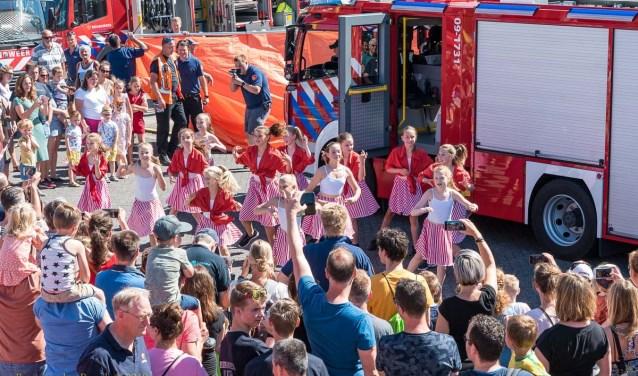 en Stardance voor het feestje René van den Brandt © BDU media