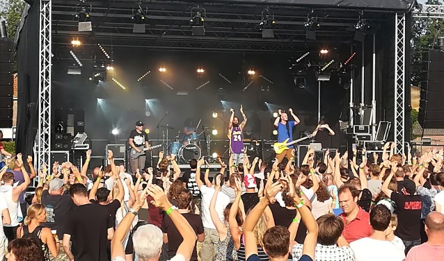 Optreden op WWW in 2018