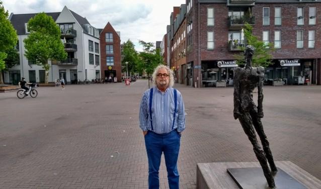 Frank de Brouwer: 'De core business van Leusden is nog steeds het gezin met kinderen. Maar daar moeten we ook niet al te ingewikkeld over doen.'