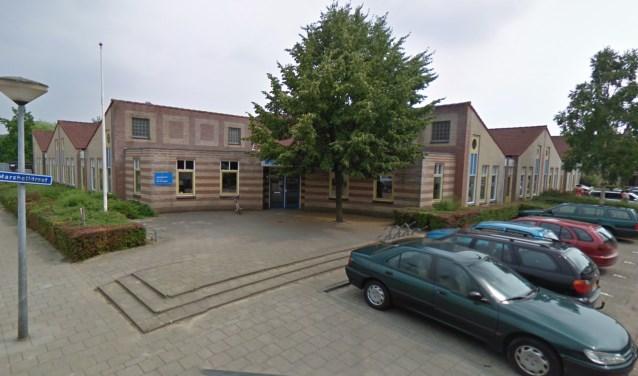 Basisschool De Brugge in de Edese wijk 'De Rietkampen'.
