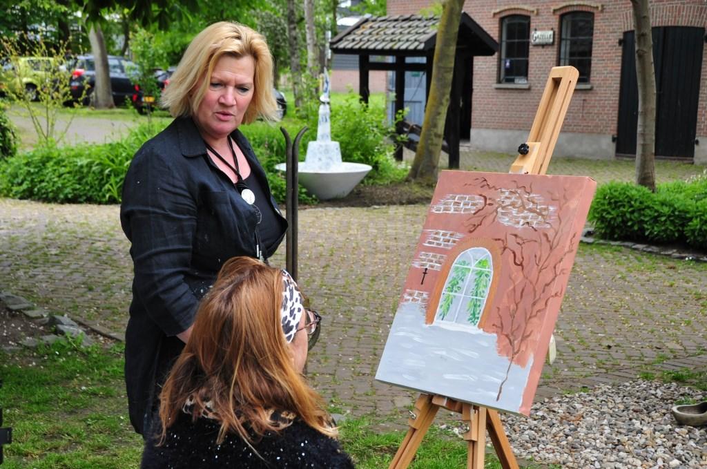 Buiten schilderen Museum De Koperen Knop © BDU media