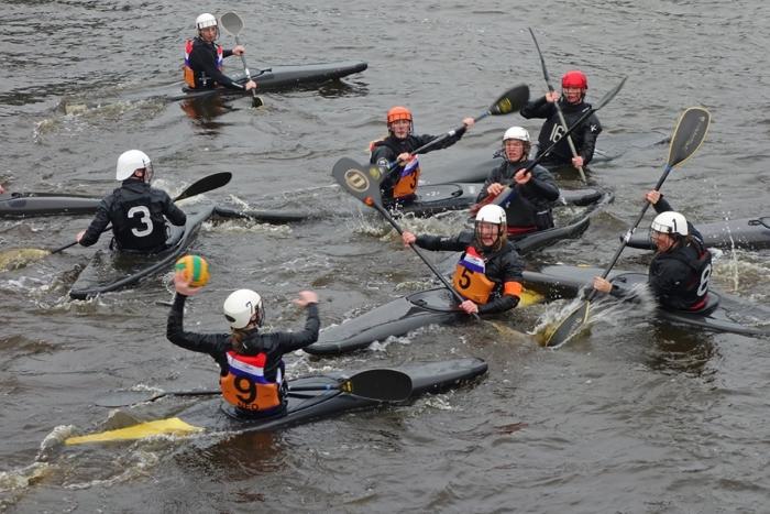 Kanopolo training Hans Déhé © BDU media