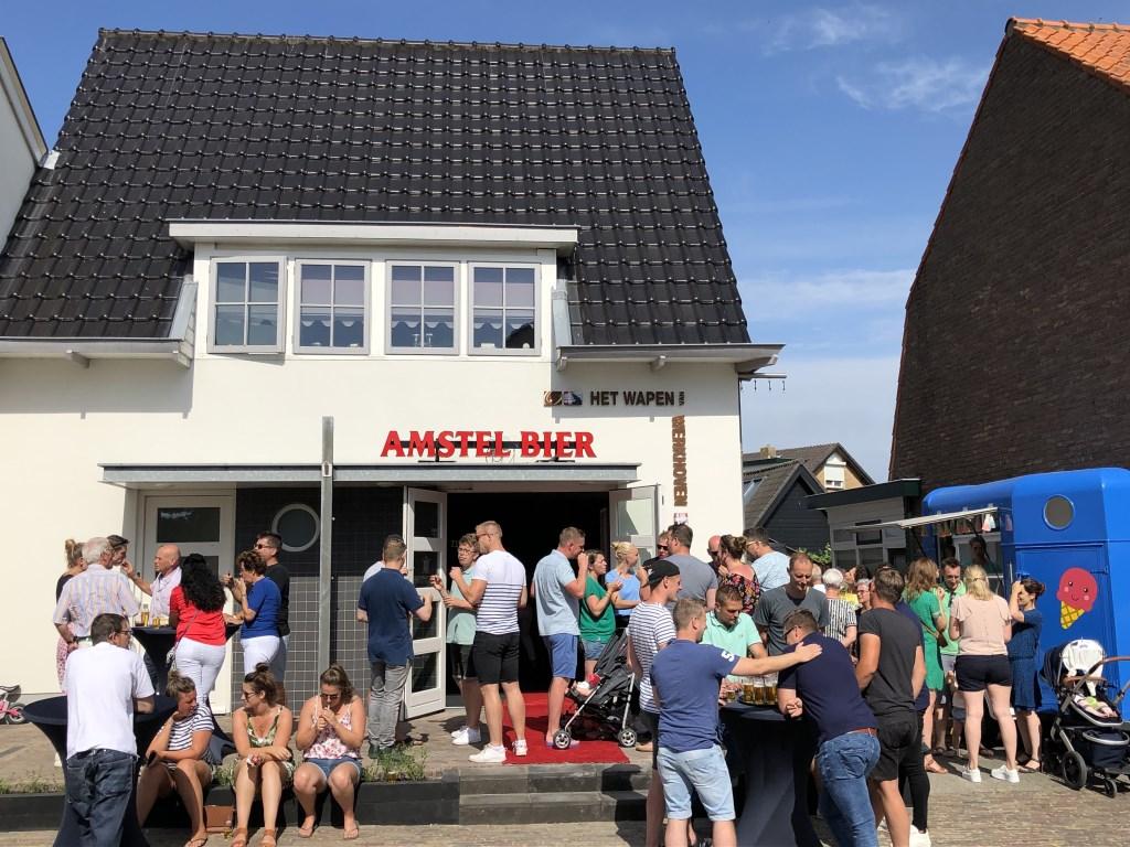 Wapen van Werkhoven opnieuw geopend