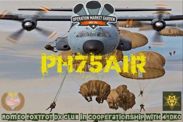 75 jaar Airborne Activiteit