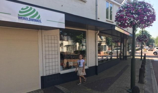 In Doorn blijven de deuren van de wereldwinkel na deze week voorgoed gesloten.