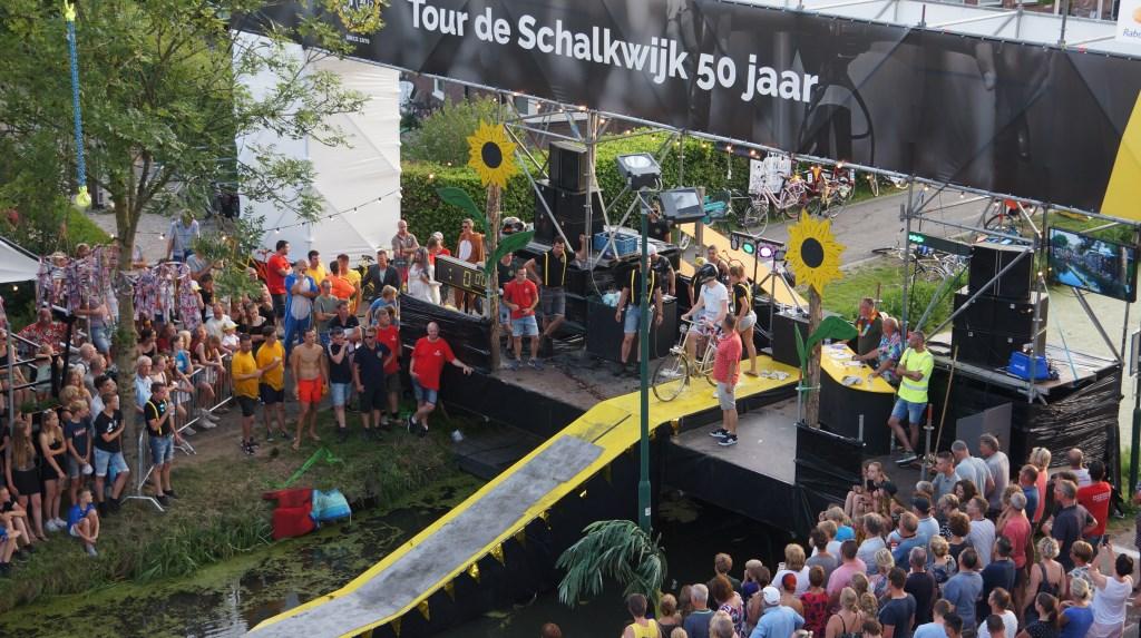 Ter Land, ter Zee en in de Wetering Tour de Schalkwijk © BDU media