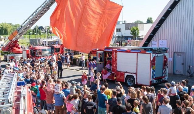 Onthulling nieuwe wagen René van den Brandt © BDU media