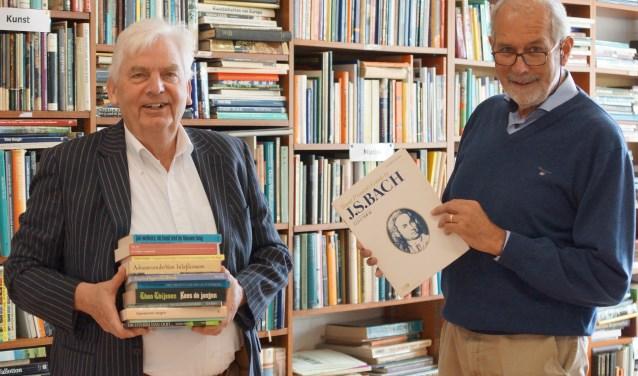 Het Puttens Historisch Genootschap verkoopt veel boeken.