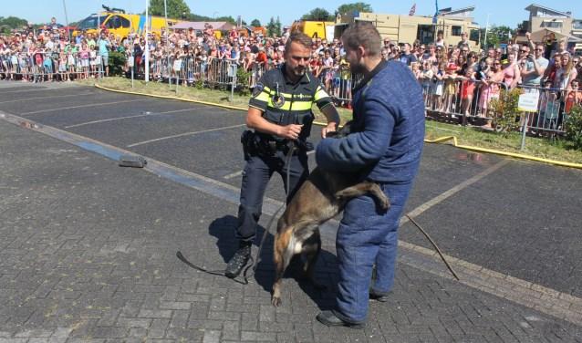 Veiligheidsdag Houen De Graaf © BDU media