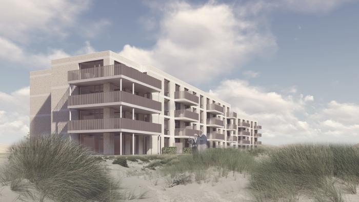 Impressie nieuwbouw Huis in de Duinen AGNOVA architecten © BDU media