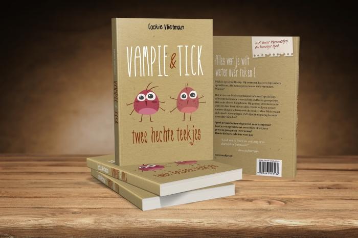 boeken Vampie & Tick
