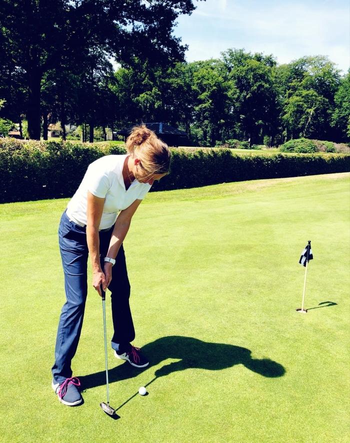 Golfpro Martine Martens