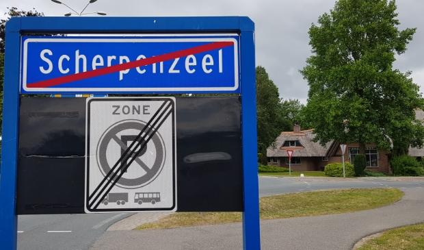 <p>De toekomst van Scherpenzeel ligt volgens een rapport bij Barneveld.</p>