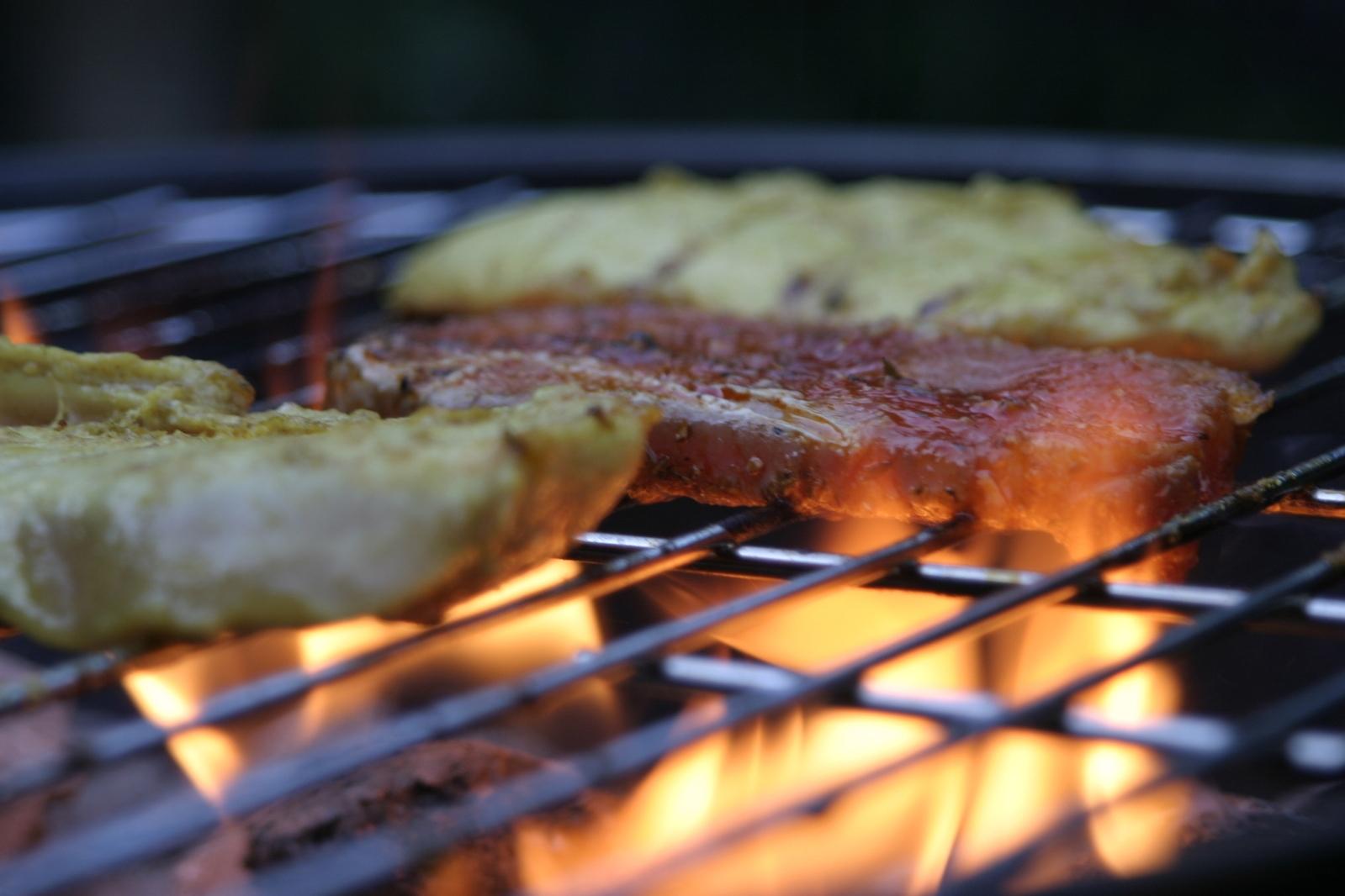Barbecueën bij Aan Tafel in de Peulenhof