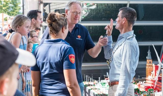 ... met getuigen René van den Brandt © BDU media