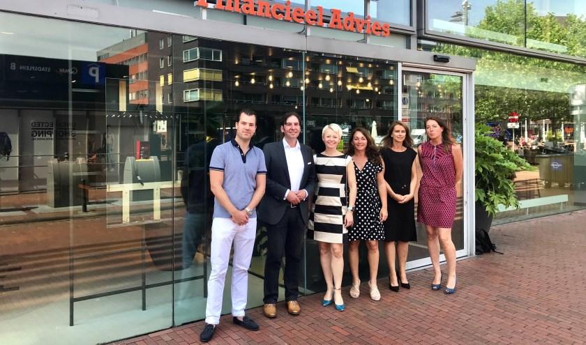 Gemeente Amstelveen voerde vorige week gesprekken met drie banken in Amstelveen, ING was daar één van.