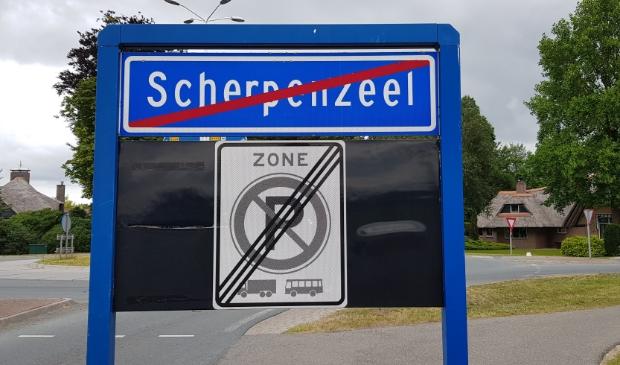 De toekomst van Scherpenzeel ligt volgens een rapport bij Barneveld.