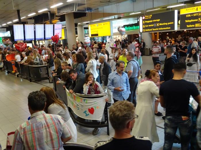 Aankomsthal Willem ten Veldhuys © BDU media