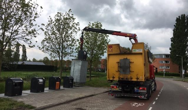 Gaat de PMD-container verdwijnen uit de milieustraat?