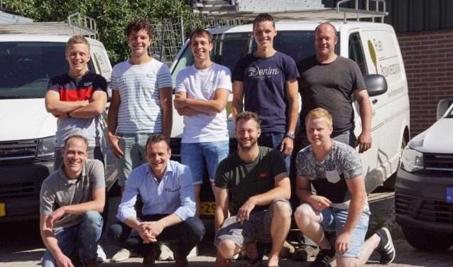 De specialisten van Flier Boomverzorging.