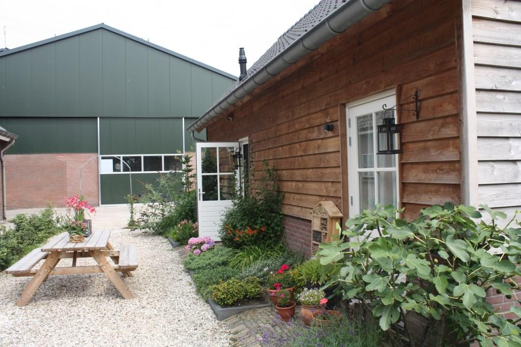Het bakhuisje is recent omgebouwd tot een sfeervolle B&B. Michel Broekhuizen © BDU media