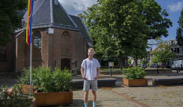 Joris van der Kleij is klaar voor de tweede editie van 'Eats & Beats'