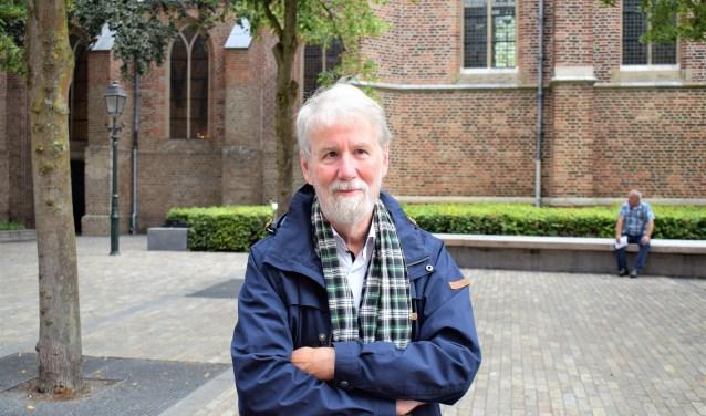 """Bennekommer Bert Lever: ,,De geschiedenis is niet alleen voor grijze ouderen."""""""
