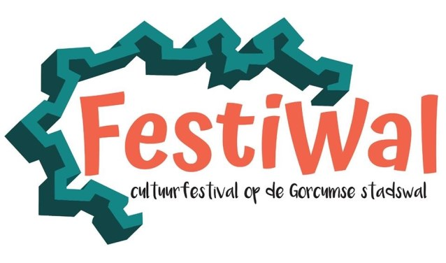 FestiWal is nieuw in Gorinchem. Kamal hoopt op veel bezoekers.