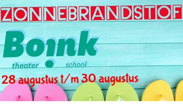 Poster Zonnebrandstof