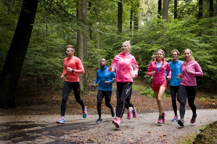 10 September begint Start to Run