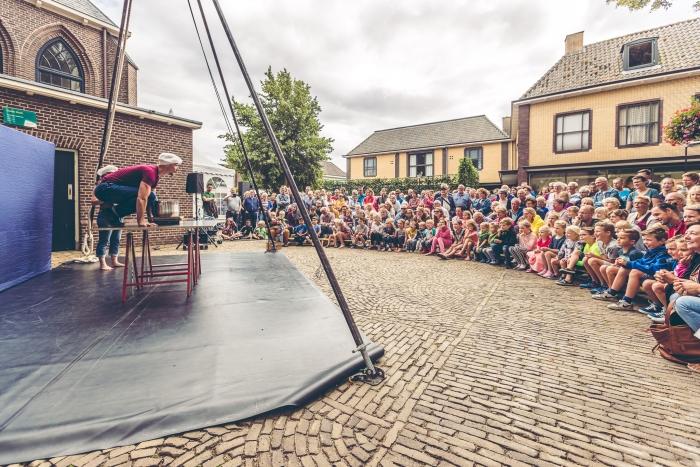 Boeksoep tijdens KIEK es Putten E. Rudolfs Fotografie © BDU media