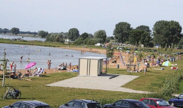 Het is weer veilig om te zwemmen bij Tull en 't Waal en de Honswijkerplas