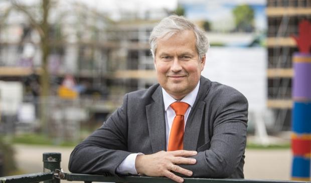 Wethouder Wim Oosterwijk.
