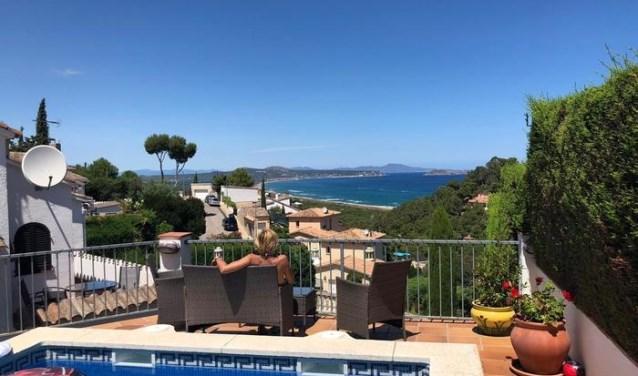 Het beste uitzicht ooit, casa Nora in de heuvels bij Begur, Costa Brava