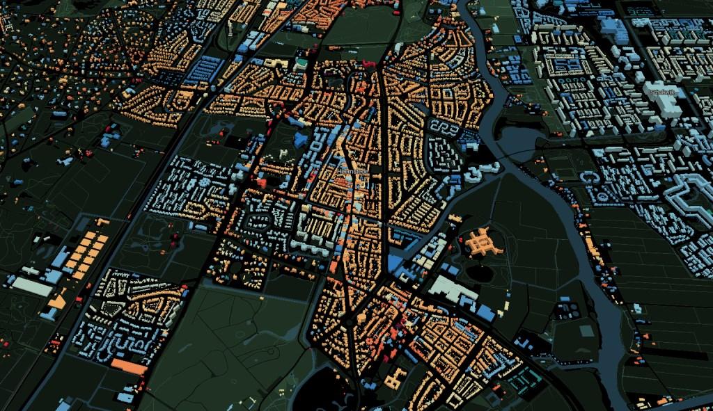 Screenshot van Heemstede