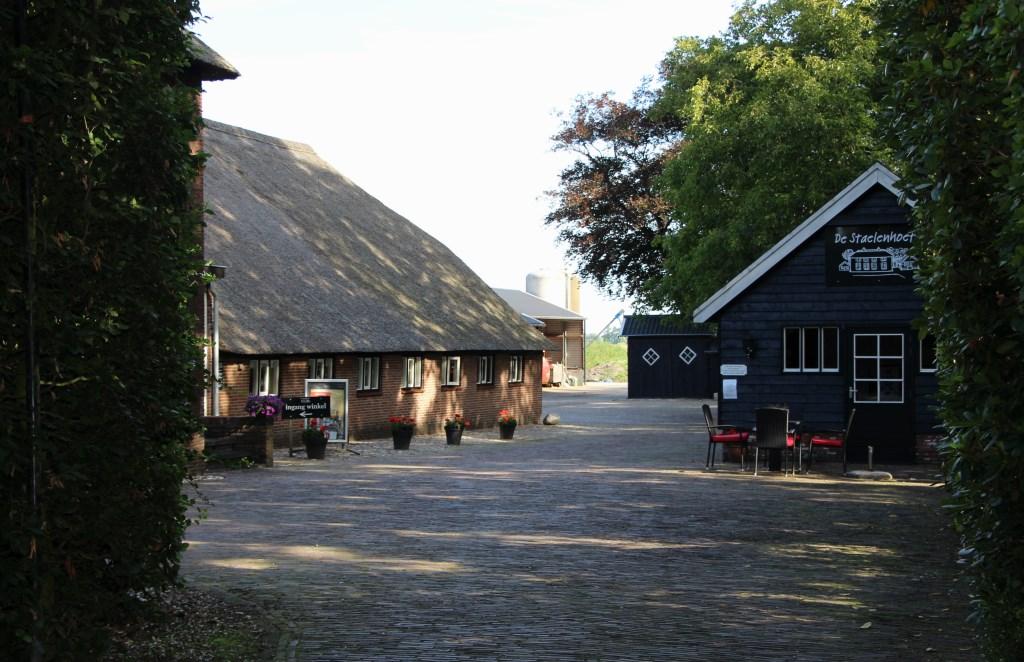 De kaasboerderij aan de Birkstraat leent zich voor een (leerzaam) dagje uit. Marina van Hooft © BDU media