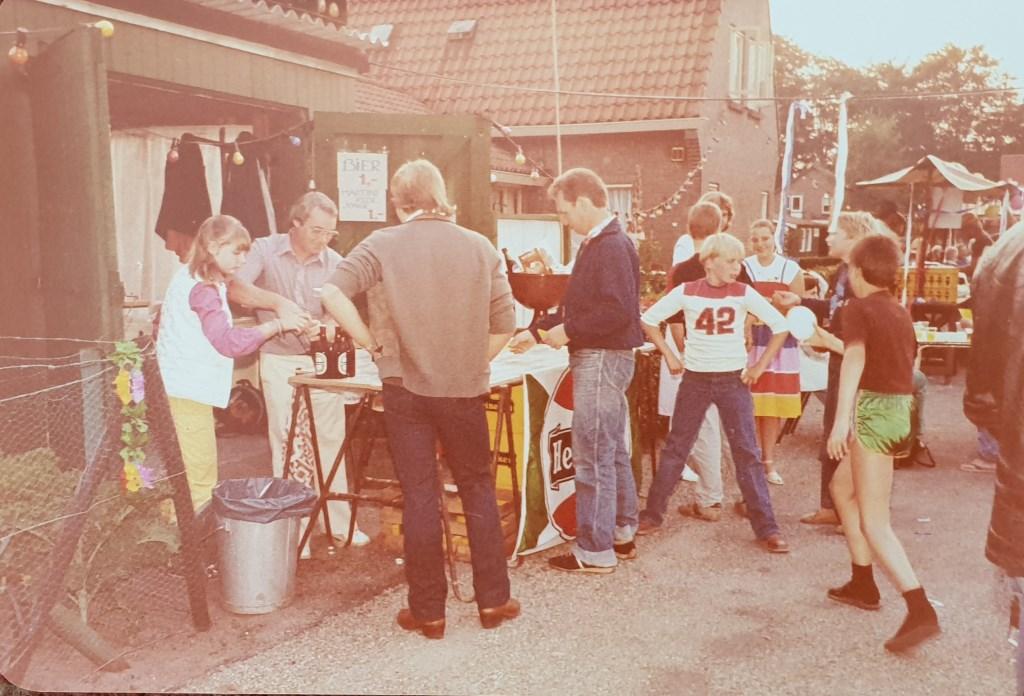 Feest in Palmstad. Annet Werkhoven © BDU
