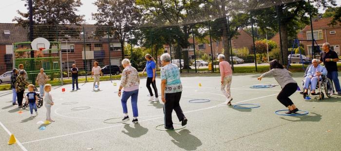Sport en beweging senioren