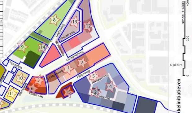 De Hoef-West: bedrijventerrein wordt grote woonwijk.