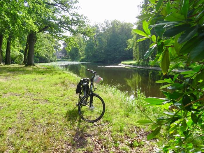 Groeneveld met mijn trouwe fiets Onno Wijchers © BDU media